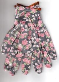 Перчатки Цветочек